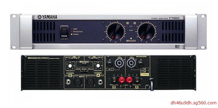 供应日本正品行货yamaha雅马哈p7000s音箱扩声功放