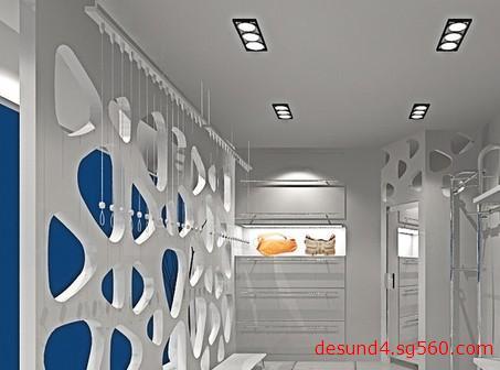 深圳大型商业建筑设计公司|德尚装饰