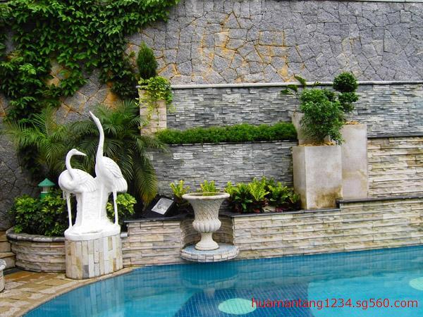 东莞麻涌水景喷泉,欧式水景