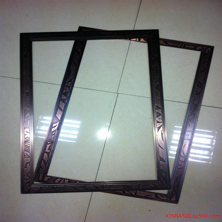 不锈钢镜框加工 蚀刻边框