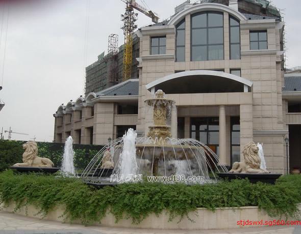供应石雕喷泉 欧式喷泉 别墅喷泉 广场喷泉等多样造型