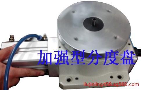 气动分度盘应用,自动快速气动旋转台价格图片