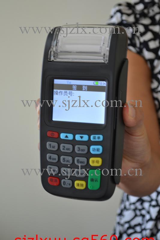 河北移动电子签名POS机 安全 高效 乐富移动电子签名POS机1199元 显示器:2.8寸TFT液晶显示器,320×240点阵 触屏:支持电子签名 内置无线通讯:GPRS / CDMA / Wi-Fi / GPRS & Wi-Fi,支持完整的SSLv2/3 TLSv1 可选内置以太网模块:10Base-T/100Base-T,支持完整的SSLv2/3 TLSv1 可选MODEM通信:同步HDLC:V.
