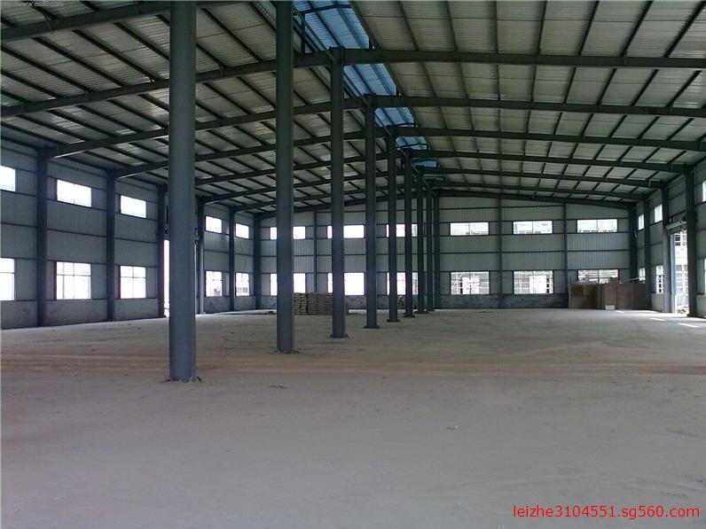 钢结构厂房建设丨上海钢结构厂房检修