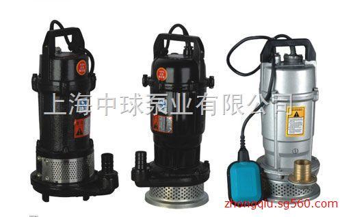 qdx10-15-0.75单相潜水泵