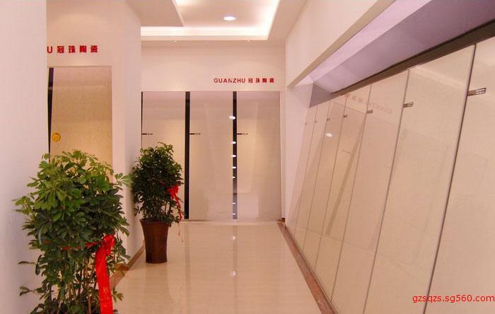 广州装修_地面装修效果图之陶瓷地板