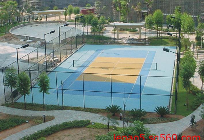 提供安阳幼儿园防滑地面铺设施工