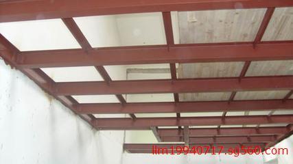 睿玲钢结构夹层施工隔层设计搭建