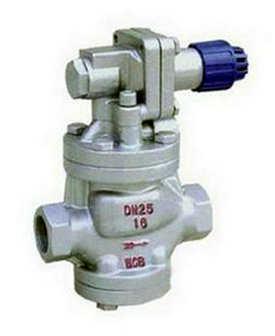 yg13h/y型内螺纹高灵敏度蒸汽减压阀 内螺纹蒸汽减压阀图片