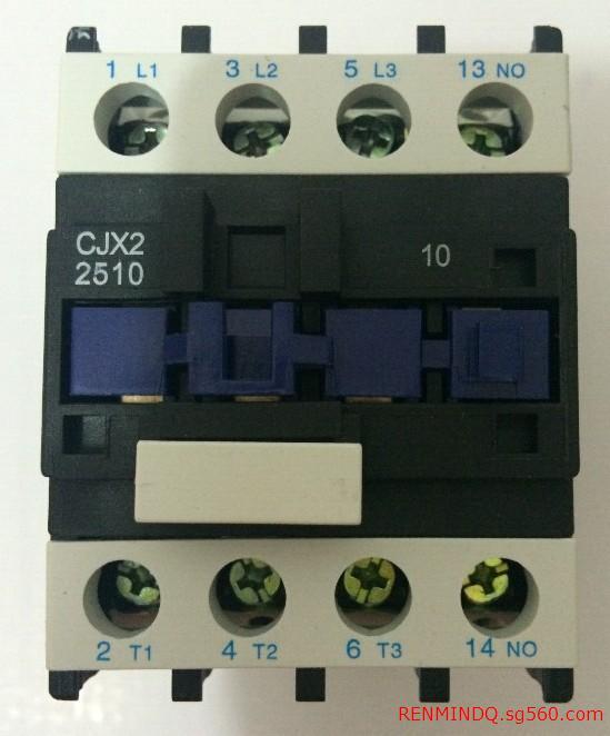 cjx2-2501价格cjx2-2501交流接触器厂家