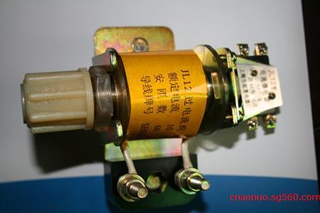 jl12 75a过电流继电器工作参数