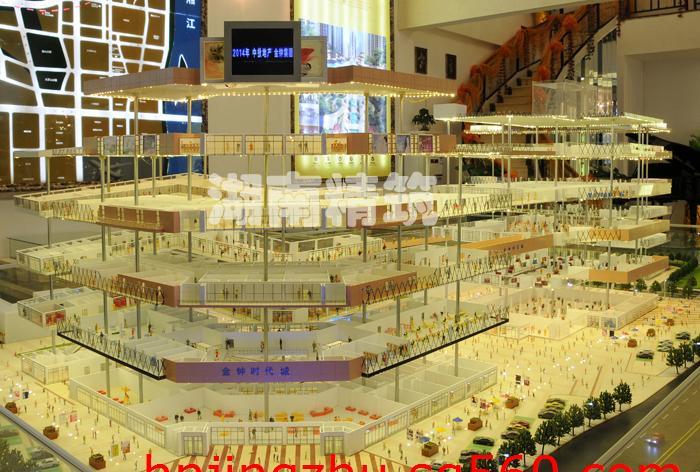湖南沙盘模型制作步骤(一)|建筑模型价格