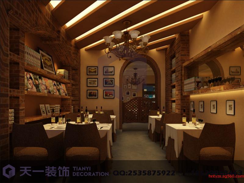 三门峡咖啡厅装修如何营造复古气风 酒店装修 酒吧装修 ktv装修-酒店旁