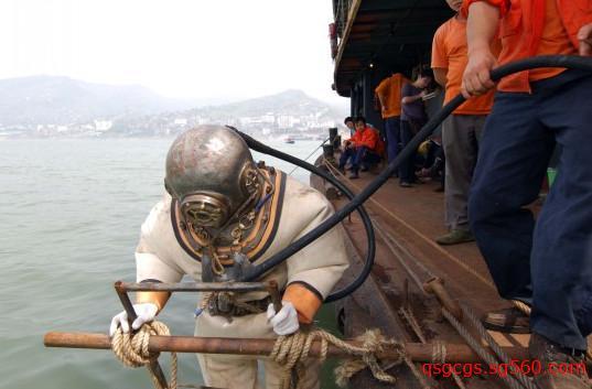 毕节地区水下安装公司