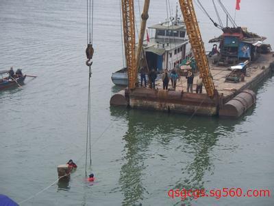 铜仁地区水下安装公司
