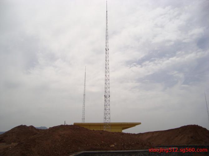 绕击雷避雷针,加油站防雷工程