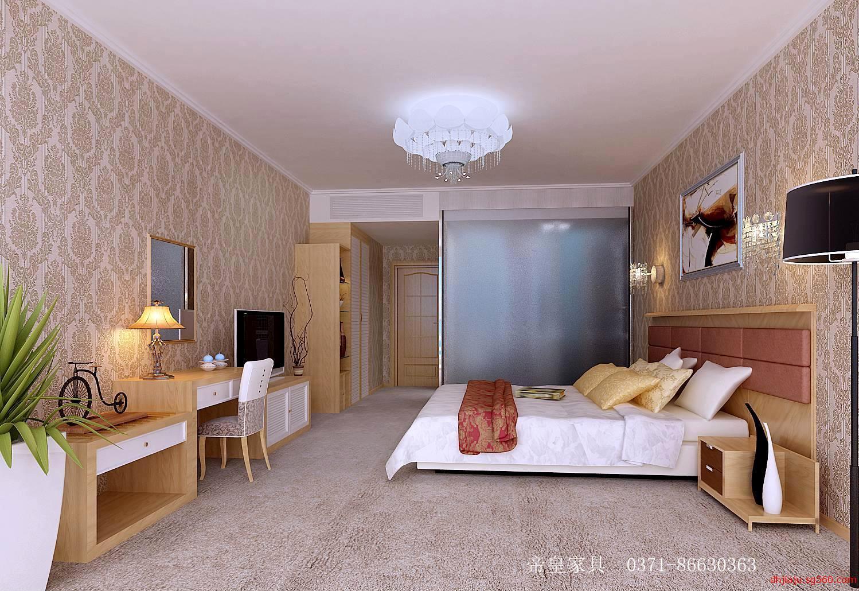 郑州酒店家具|宾馆家具定做工厂,推荐郑州帝皇板式家具厂