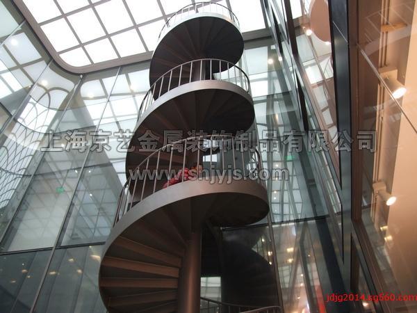 北京旋转楼梯制作 钢结构旋转楼梯制
