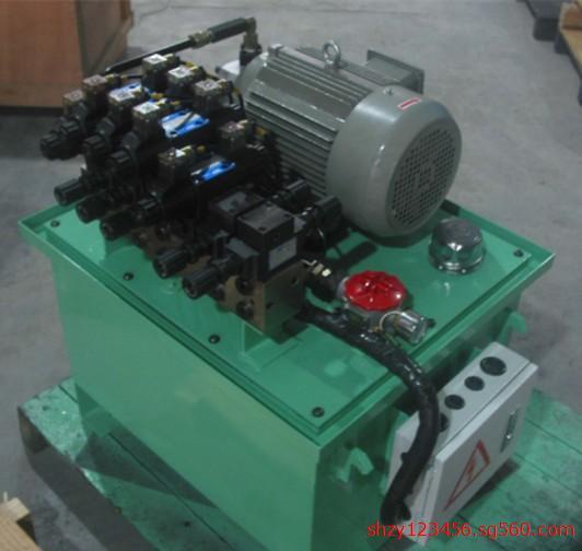 液压传动系统,上海液压控制系统图片