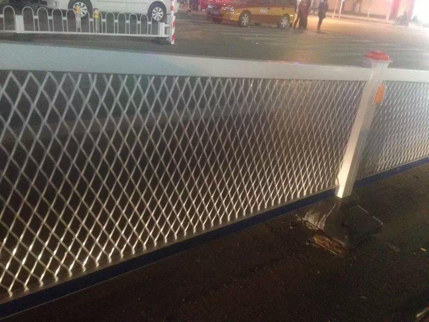 镀锌钢板网 菱形铝板网