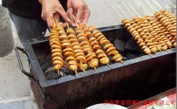 供应烤面筋怎么做的,济宁哪里学习 烤面筋 技术