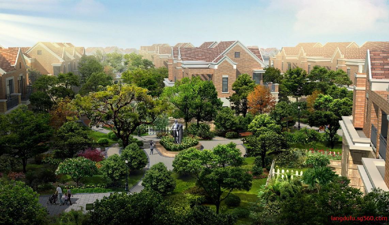 住宅小区园林绿化设计思考