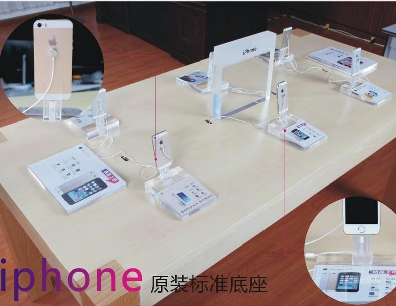 斜面iphone6台签亚克力