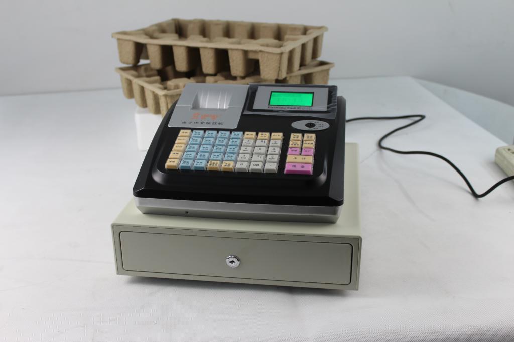 济南海信收款机价格_超市收银机