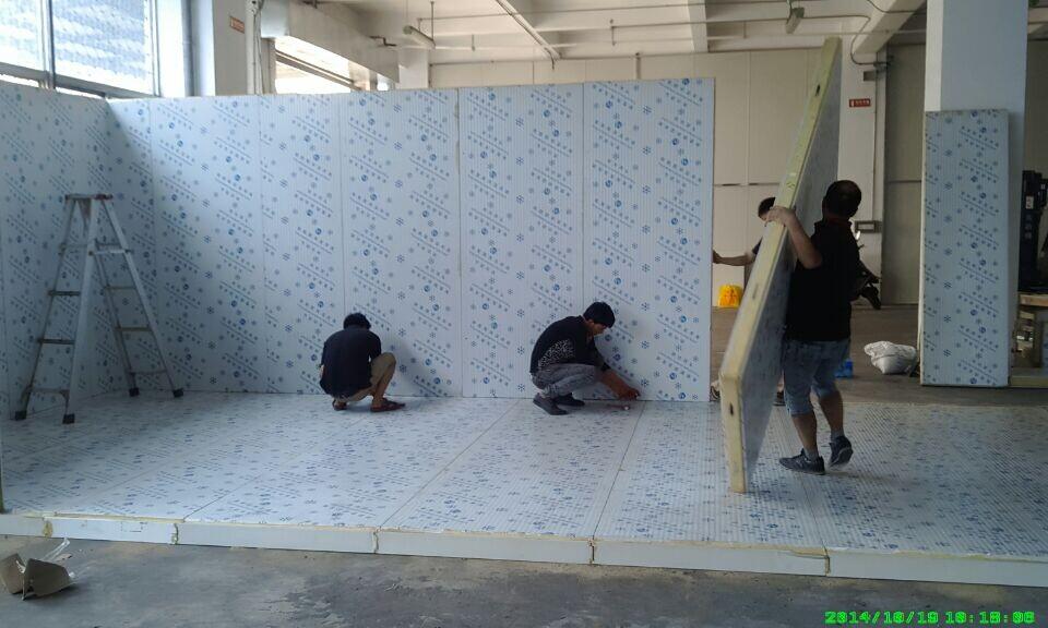 冷库安装要素,南平冷库安装方法,松溪冷库安装步骤,松溪冷库