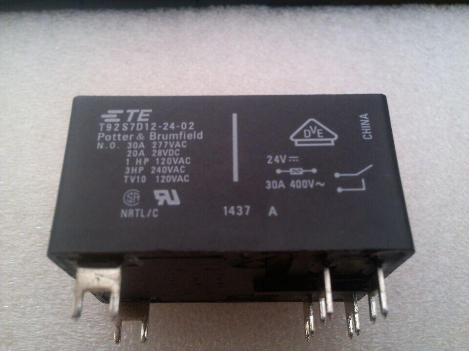 供应:t92s7d12-24-02 继电器 泰科继电器 te继电器