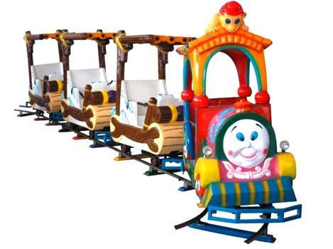 轨道小火车 游乐设备 新型游乐设备