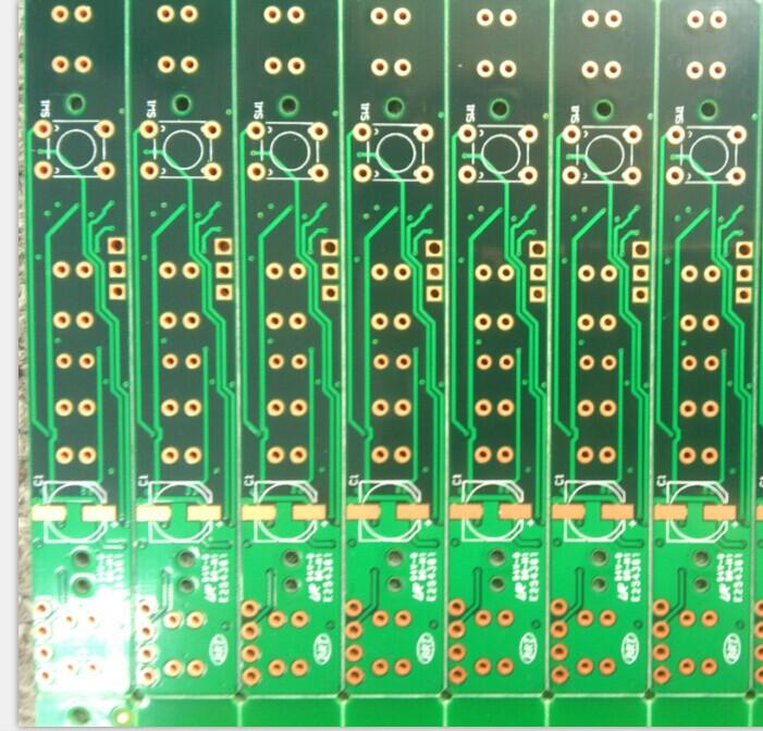 厂家直供多层高频变压器沉金无卤素电路板