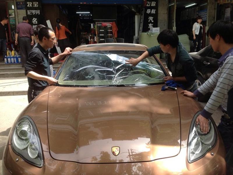一流的汽车贴膜:一级的汽车贴膜黑豹汽车经销部提供