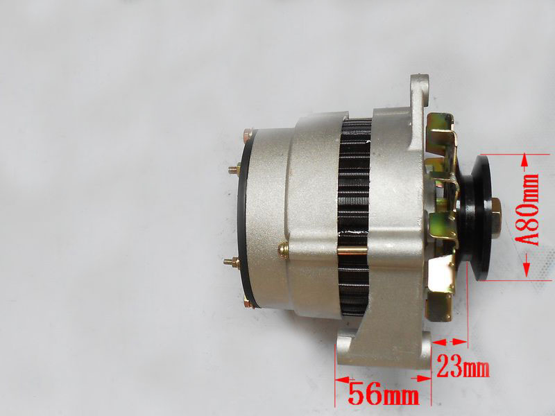 惠州闽仙汽车发电机|宾利小汽车永磁发电机|14v64安发电机