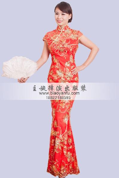 天津旗袍出租,走秀旗袍出租,滨海新区礼仪服装出租