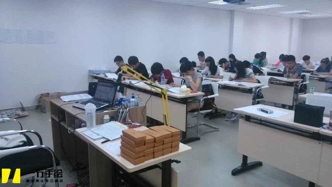 济南最好的建筑手绘培训