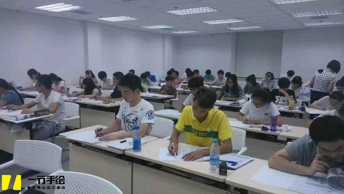 济南最好的手绘培训班