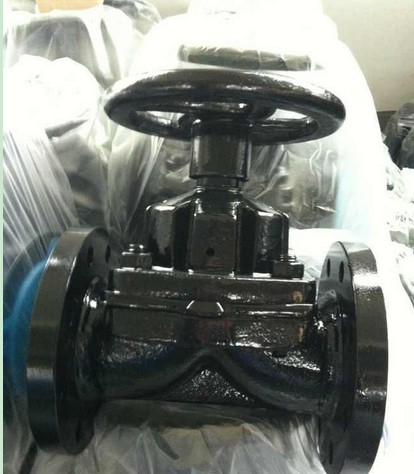 eg41j-10 eg41j-10c英标衬胶隔膜阀 铸钢衬胶隔膜阀图片
