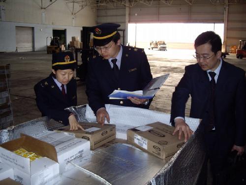 上海机场清关 客带货物被扣如何清关
