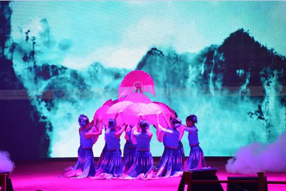 上海年会演出公司,创意年会演出节目图片