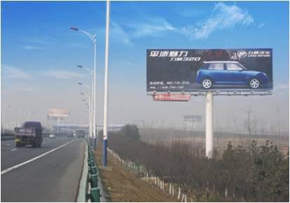陕西机场高速公路单立柱广告有哪些优势资源?