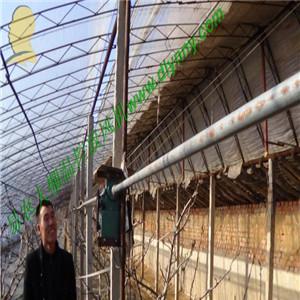 易农大棚大樱桃温度控制设备大棚放风机