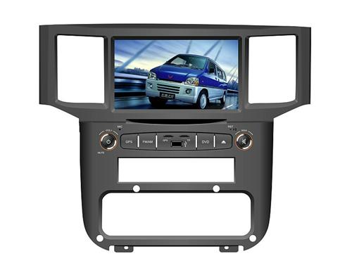 丹丹恒 五菱老之光汽车专用影音dvd gps导航仪一体机