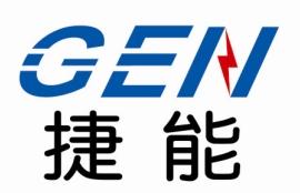 昆山捷能机电工程有限公司Logo