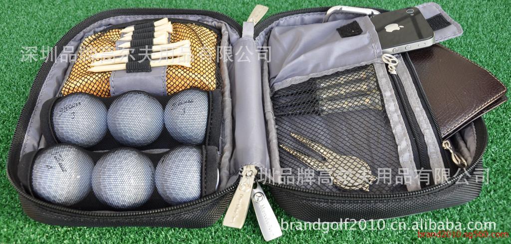 奔驰功能包 2012年奔驰高尔夫邀请赛筹备球包 衣物包
